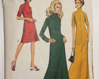 Vintage Style sewing pattern 2875 - Misses 'dress - size 12