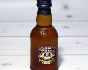 Mold bottle chivas