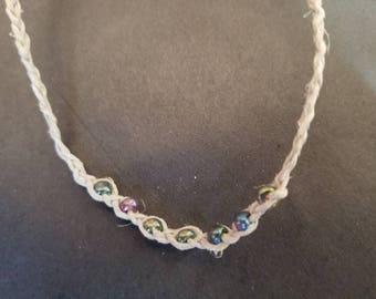 Braided Wish Bracelet