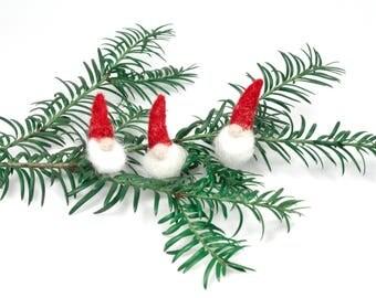 Felt Decoration Christmas Imp Small - TheWoodManStore