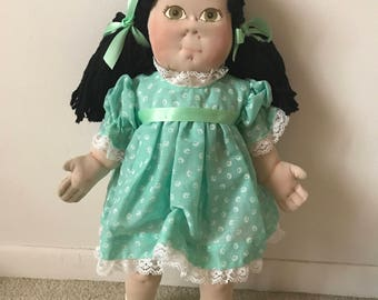 Vintage Homemade Doll