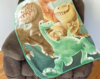 Good Dinosaur Disney Blanket -  Lightweight Blanket - Kids blanket - Light Blanket - Child's Blanket