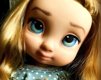 Disney Animators Repaint/Face Up ~ Aurora- SOLD