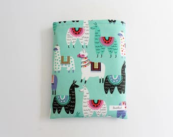 Lama Love BookBud book sleeve