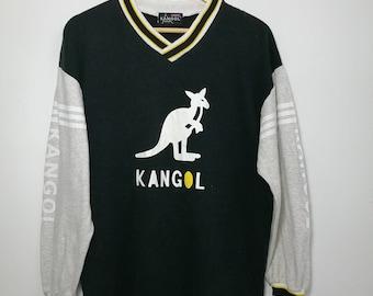 Vintage Kangol Big Logo Sweatshirt
