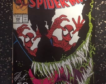 The Amazing Spider-Man # 346 Comic by Marvel Comics