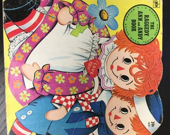 The Raggedy Ann and Andy Book