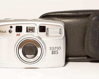 Pentax Espio 80S - Point & Shoot - Film Camera