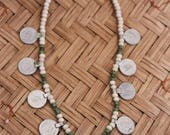 Antique Coins Neckless