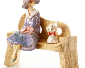 Unusual and Quirky Gift For a Dog Lover | White West Highland Terrier