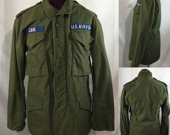 1970s | U.S. | Air Force Coat