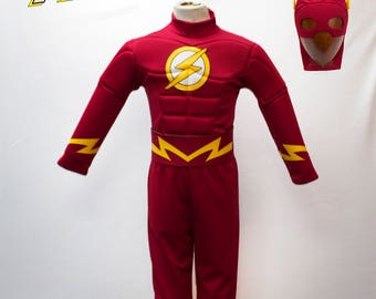 Flash Boys Costume for Kids
