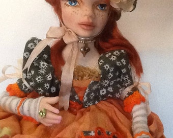 Miss Moffat art doll