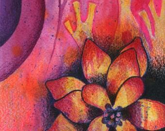 Molten Flower