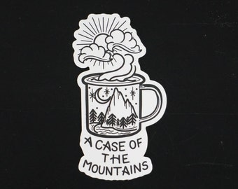 A Case Of The Mountains