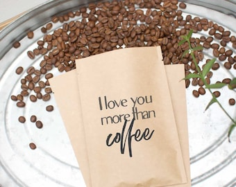 Gift for Her - Coffee Lover Gift - Coffee Gift Basket - Custom Packaged Coffee Beans - Coffee Favors - Friend Gifts - Coffee Gift Set