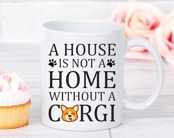 Corgi Mug Corgi Gifts Limited Edition