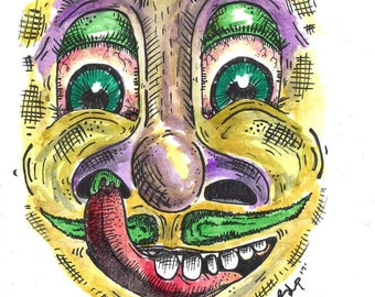 Nose Picker (Print)