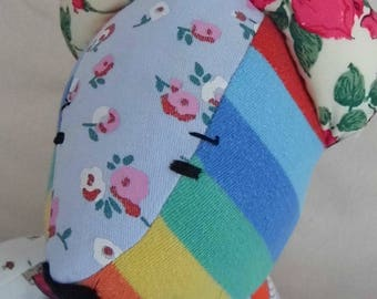 Keepsake bear, Memory bear, Baby grow bear, baby, keepsake, baby clothes, childrens keepsake, clothing bear, bear made from clothing