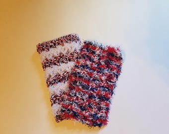 Knit Wash  Cloth