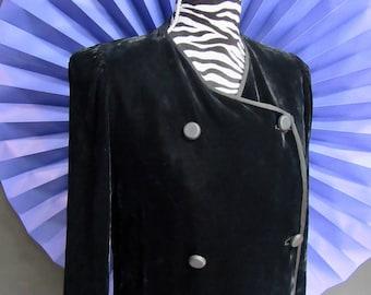 Vintage Years ' 80 velvet dress