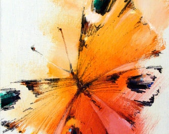 "Pavel Guzenko ""Your Orange Butterfly"""