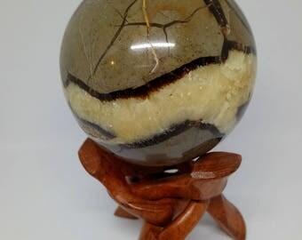 SEPTARIAN 8 cm of O - OSEPT1 sphere