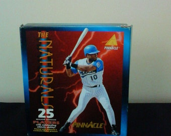 The Naturals-Pinnacle 1994 Baseball Cards