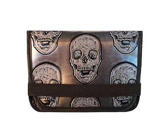 Tobacco of rolling skulls/tobacco case/cigarette case/tobacco/tobacco case/tobacco bag