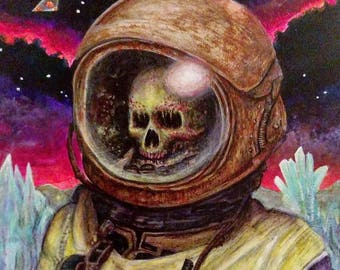 Cosmic Jack the Space Cowboy