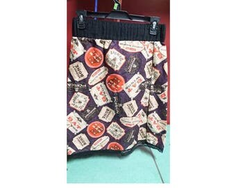 Poison Pencil Skirt in Small