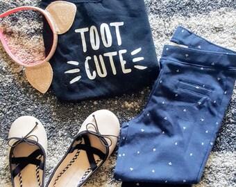 Toot Cute Shirt Boys/Girls