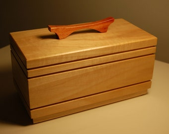 Large Rectangular Keepsake Box