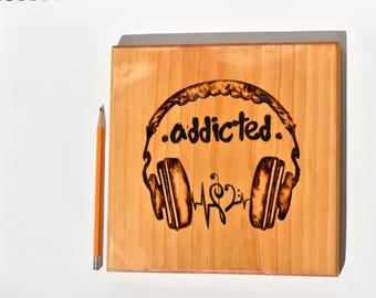 Addicted to the Music