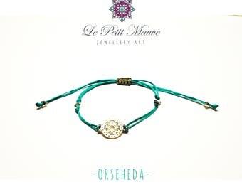 "Handmade Bracelet: ""Orseheda"""