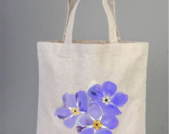 Purple Wedding Totes, Purple Gifts, Purple Bag, Purple Wedding Gift,  Custom Wedding Tote, Cotton Bags Logo, Tote Bag Canvas, Handmade Bags