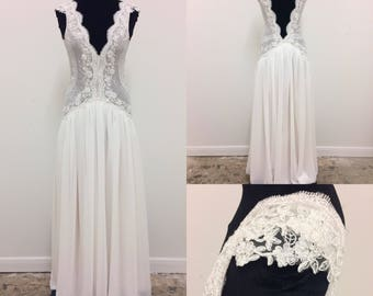 Wedding Dress. Made to order.