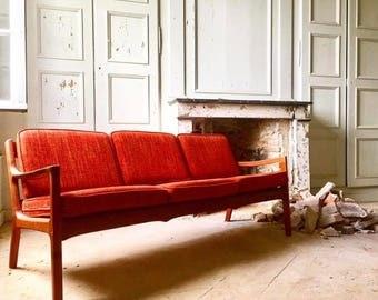 Scandinavian Ole Wansher bench