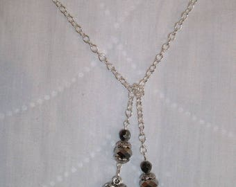 very nice necklace with cross