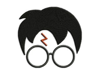 Harry Potter Embroidery design - Machine embroidery design