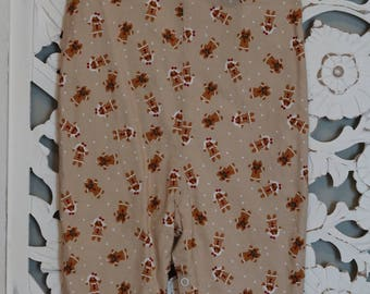 Ginger Bread Romper