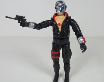 DESTRO 100% Complete 1983 GI Joe Cobra Figure by Hasbro