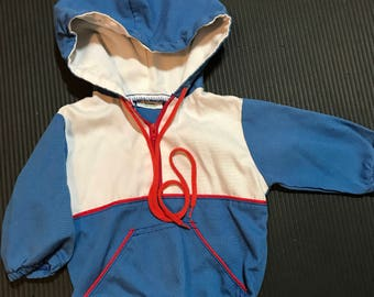vintage Childs hooded  jacket