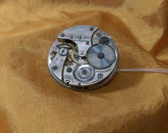 Large Steampunk Watch Pin (C)