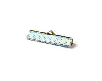 Crimp beads x 10