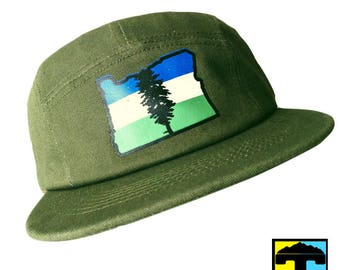 Cascadia Flag Hat