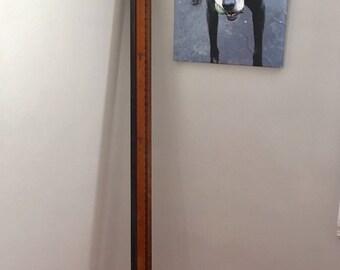 Vintage Wallpaper Ruler, 6 Ft Ruler, Unique Growth Chart, Home Decor