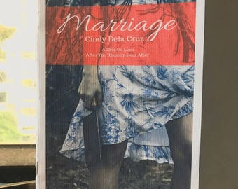 "Marriage - A Zine on Love After The ""Happily Ever After"""