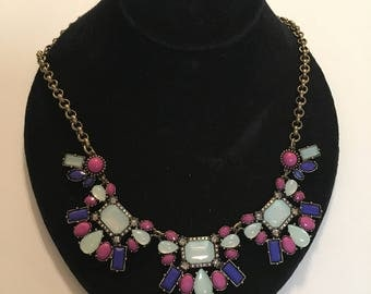 Wildflowers Necklace 21-24 inch 19169