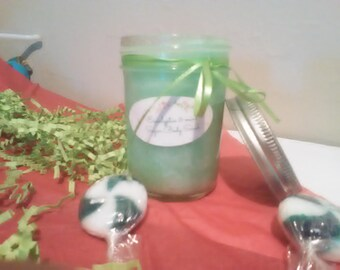 Eucalyptis and Mint Sugar Body Scrub 4oz